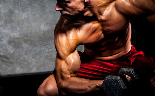 German Volume Training: the best training regime for increasing muscle size