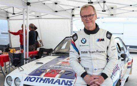 'It's not climate change that's the problem' – rally veteran Ari Vatanen speaks out on Greta Thunburg and the future of motorsport