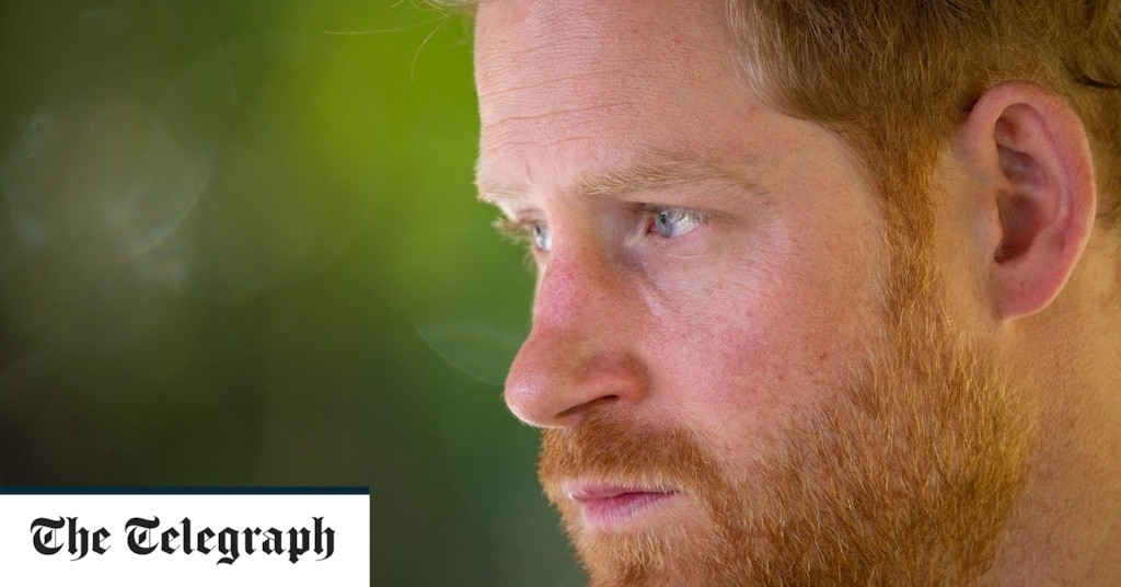 Prince Harry says social media is stoking a 'crisis of hate'
