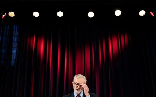 Let's not be Eeyores about this. The Independent Group spells electoral ruin for Jeremy Corbyn