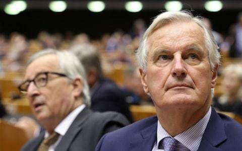 Fury as EU demands more Brexit concessions