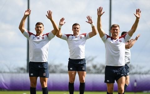Telegraph readers have picked their England XVs to take on Australia in the Rugby World Cup 2019 quarter-finals - here are the results