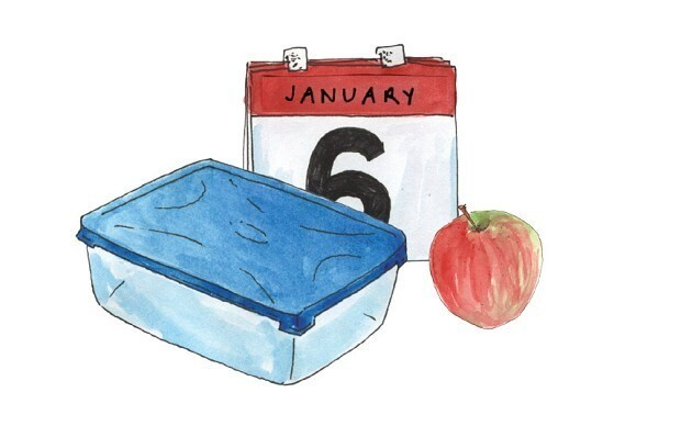 Taking the difficulty out of dieting resolutions