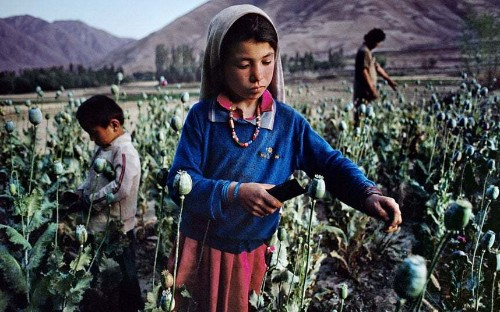17 beautiful images of Afghanistan by Steve McCurry