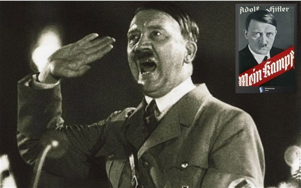 Germany's first new copies of Mein Kampf in 70 years aim to shatter myth of book