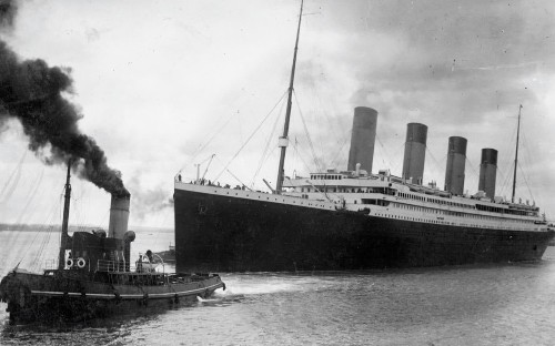 Grisly account of how three rotting corpses were found on Titanic's last lifeboat to go under the hammer