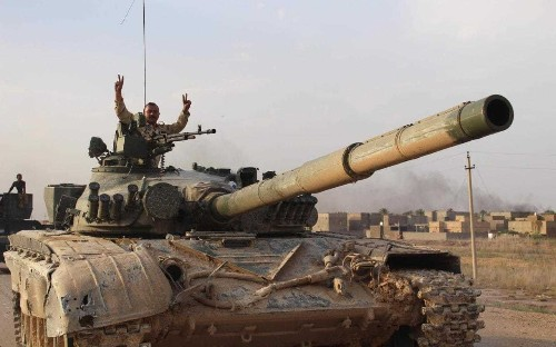Iraqi forces break through longest Isil siege to beleaguered town