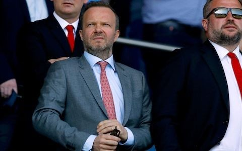 Manchester United 'at start of a new journey', says Ed Woodward in defiant defence of his record