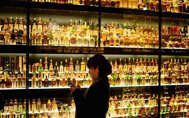 Invest in barrelled whisky 'for 9.5pc annual returns'