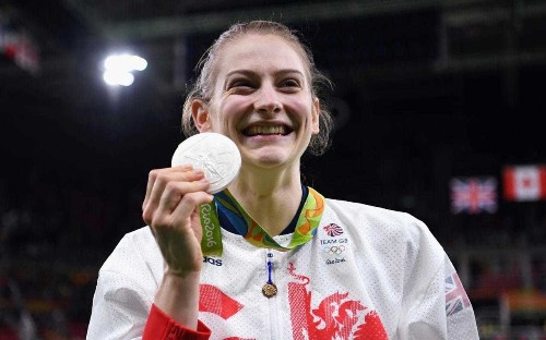 Bryony Page and her lucky charm leads to most surprising medal of the Olympics