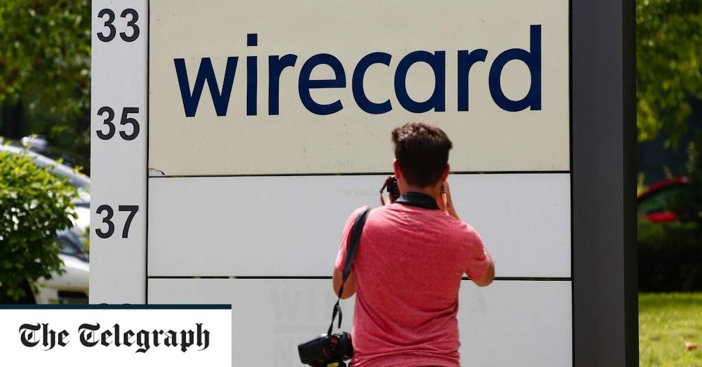 'I was stupid to hold Wirecard – I knew it was dodgy'
