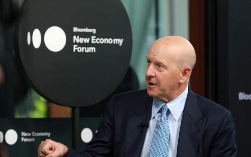 Goldman chief 'apologises to Malaysian people' over 1MDB scandal