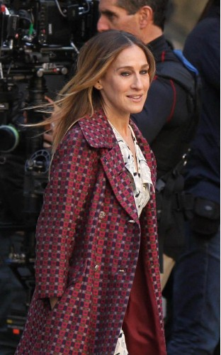 How Sarah Jessica Parker's Divorce wardrobe was designed to avoid Carrie Bradshaw comparisons