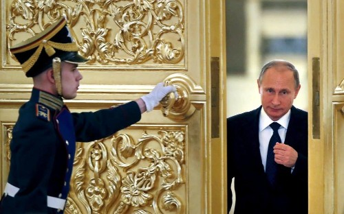 Russia and the West have 'entered a new Cold War'
