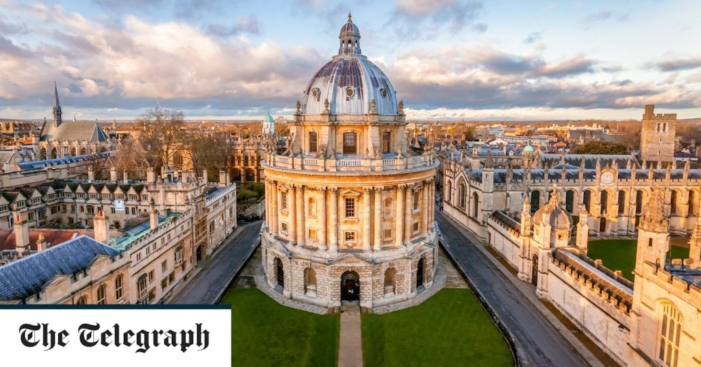 Oxford's diversity drive extends to PhDs with applications to include class background