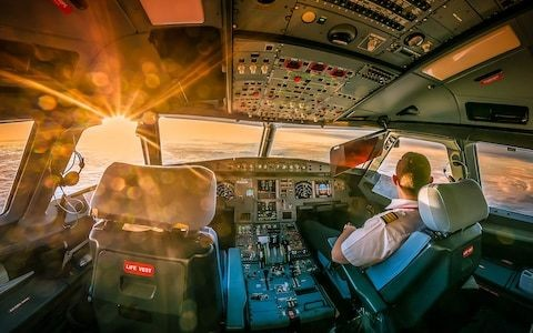 The secret system that prevents pilots who hate each other sharing a cockpit