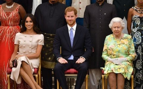 What will the Queen make of Harry and Meghan's Panorama-like outpouring?