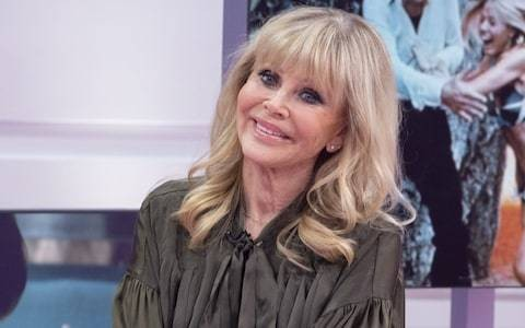 Britt Ekland says #MeToo has made being a man 'very hard' as behaviour that was once laughed off will now get you into 'serious trouble'