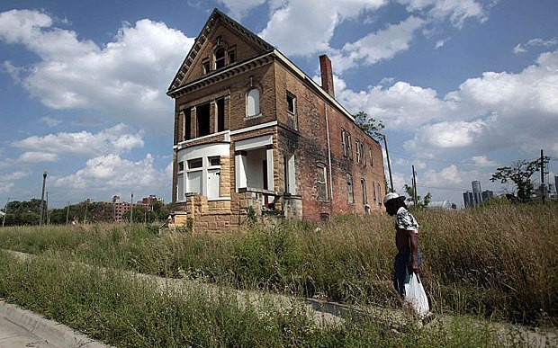 Detroit pensioners hit as city ends largest municipal bankruptcy in US history