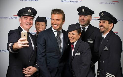 David Beckham's travel bucket list