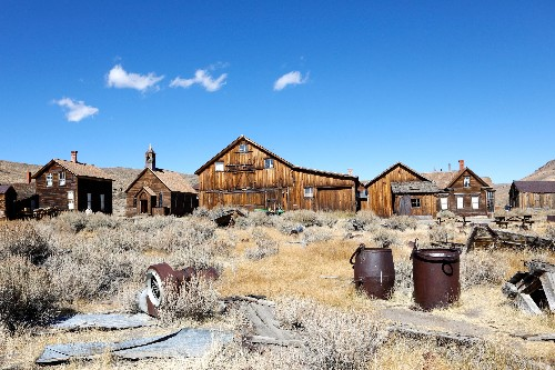 21 of the world's eeriest ghost towns