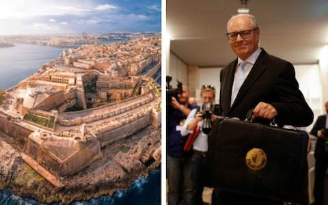 Malta: model economy or money launderer? 'Everyone has issues... in London it's Russians and property'