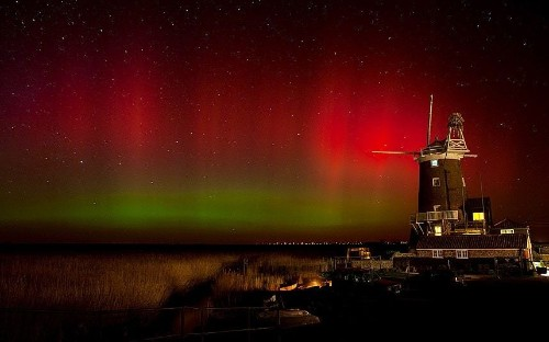 Northern Lights display in pictures - Telegraph