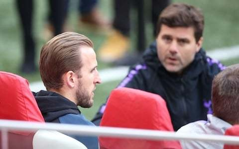 Harry Kane can still make impact for Spurs from bench in Champions League final, says Mauricio Pochettino