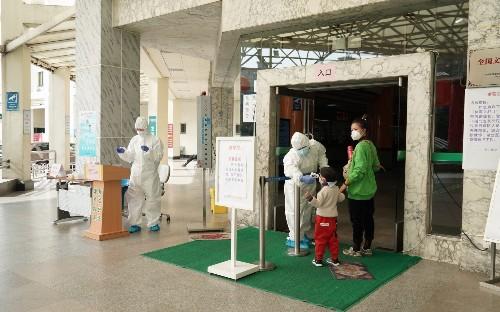 Coronavirus: Inside the locked down Chinese city with virus Déjà vu