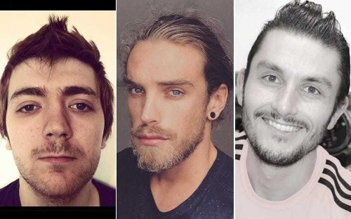 'It is like slowly falling down a black hole': men talk about their battles with depression