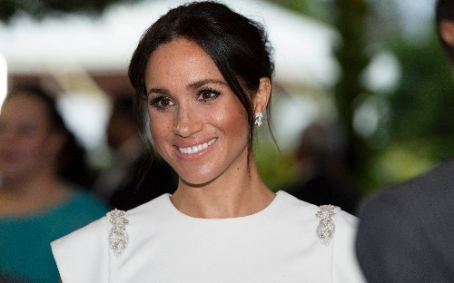 The Duchess of Sussex's jewellery collection: yellow gold, delicate diamonds and ethical brands