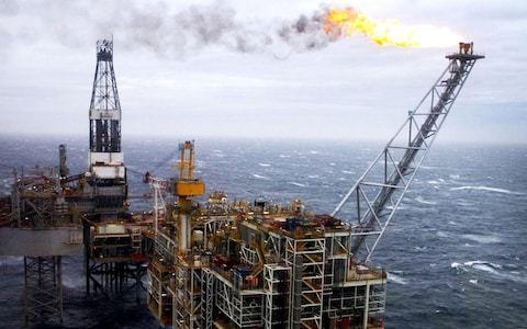 Labour plans to slap oil industry with £11bn windfall tax to pay for climate harm