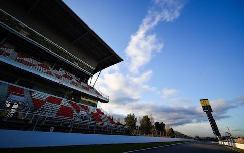 F1 pre-season testing: test one, day one - live updates and latest times from Circuit de Barcelona-Catalunya