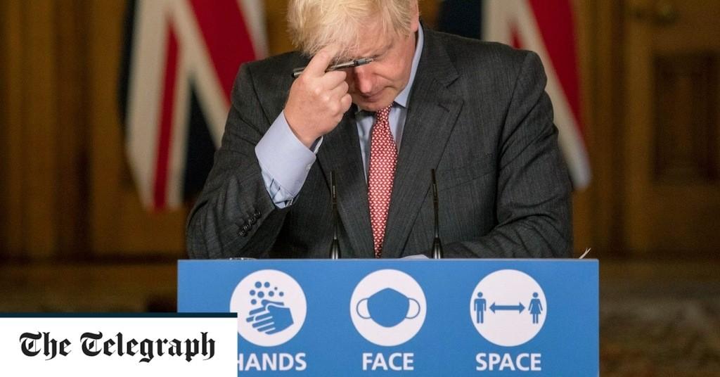 Boris Johnson facing new revolt over pub curfew