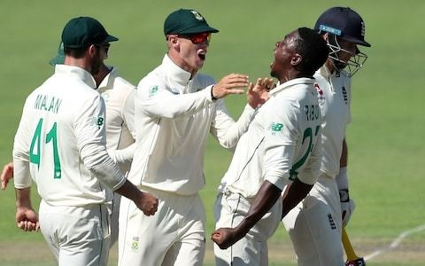 Cricket always finds a way to shoot itself in the foot - the Kagiso Rabada ban for celebrating is ridiculous