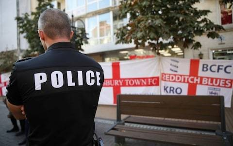 England football fan dies in Bulgaria after being 'found in helpless condition'