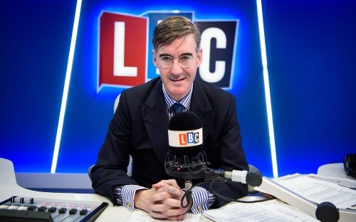DJ Moggster: Jacob Rees-Mogg to present new LBC phone-in show