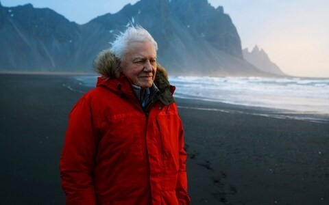 'Human beings have overrun the world,' says Sir David Attenborough in trailer for his new film