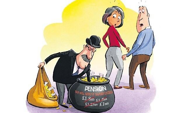 1.5 million savers 'face 55pc pension tax'