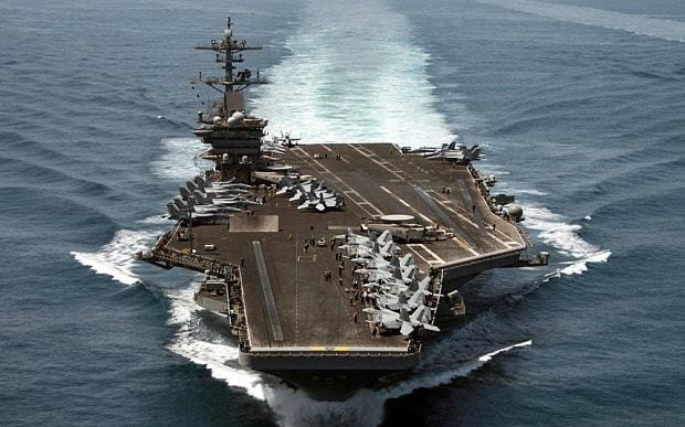 US Navy ships to accompany US-flagged ships in Gulf