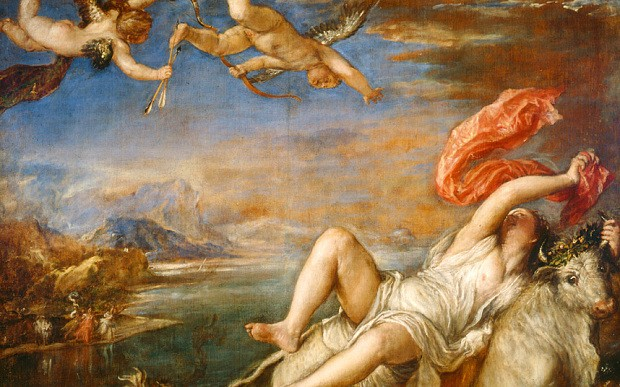 The Rape of Europa by Charles FitzRoy, review: