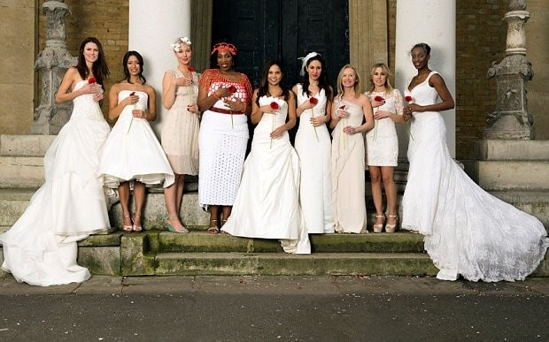 Want to beat FGM? Donate your wedding dress