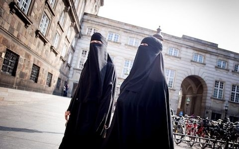 Denmark becomes latest European country to ban full Islamic face veil in public spaces
