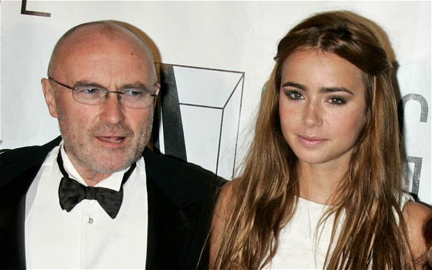 Lily Collins 'most dangerous' celeb to search online