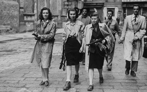 The incredible story of the Italian women who defied Mussolini and Hitler