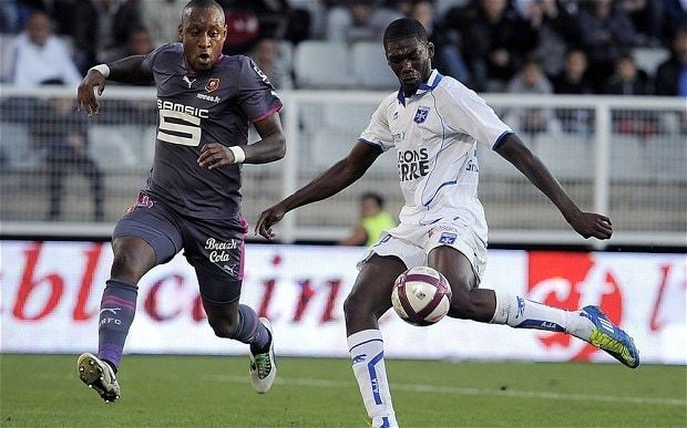 Arsenal target Yaya Sanogo: potentially potent but prone to injury