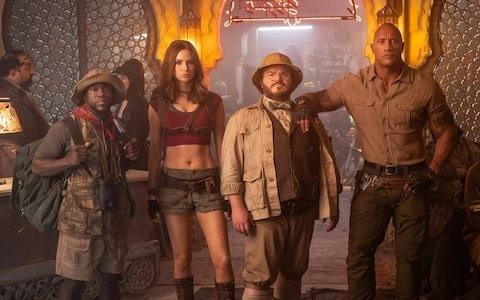 Jumanji: The Next Level, review: The Rock gets no laughs in this bloated sequel