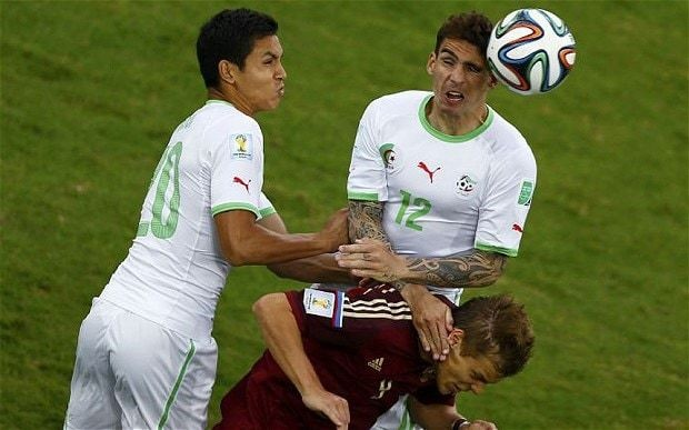 World Cup 2014: Germany captain Philipp Lahm accuses 'unpleasant' rivals Algeria of playing dirty
