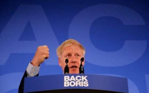 Attack Boris all you like, but he's the only man who can save us from prime minister Corbyn
