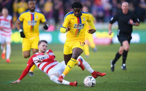 Crystal Palace get the job done at Doncaster to reach FA Cup quarter-final
